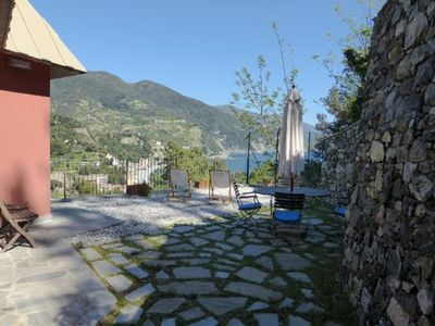 Photo for Spectacular Sea Views. Spacious 'Villa' Apartment In Monterosso