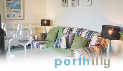 Photo for 08 - Porthilly first floor double bedroom apartment - Sandbank Holidays, Hayle