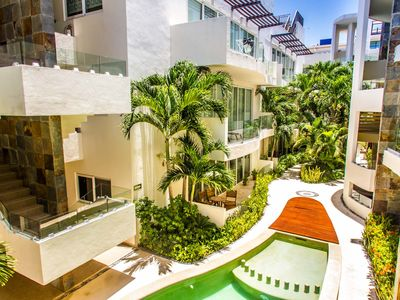Photo for 2BR Condo Vacation Rental in Playa del Carmen