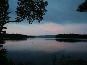 Spectacular Views and Privacy Maine Northwoods Lakefront Paradise