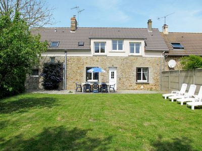 Photo for Vacation home Des Pommiers (SGY406) in Saint Germain-sur-Ay - 8 persons, 4 bedrooms
