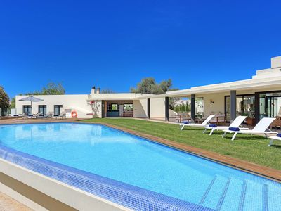 Photo for Villa Binife - luxury villa with 2 pools, gym, whirlpool, Wi-Fi, A/C & more!
