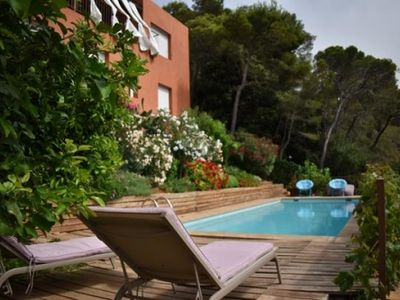 Photo for Begur Villa, Sleeps 8 with Pool and WiFi