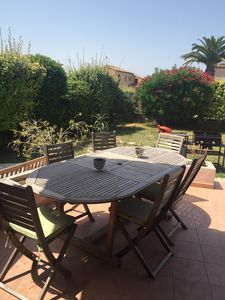 Photo for RENT VILLA PROVENCALE 7 PEOPLE FROM 17/08/2019 TO 31/08/2019 SAINT CYR SUR MER