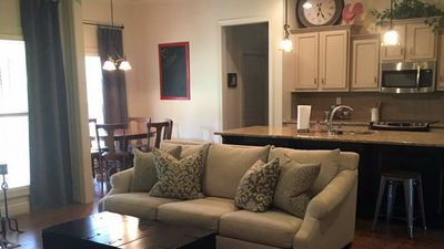 Photo for Beautiful, family-friendly home... Perfect for game weekends/graduation!