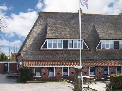 Photo for Group apartment on the Wadden coast of Friesland, in the  village Holwerd.