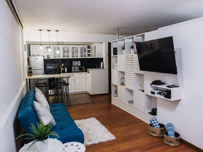 Photo for Incredible apartment - Steps away of Kennedy Park!