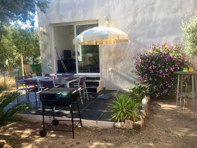Photo for Pleasant T3 very well located with its garden and its sunny terrace
