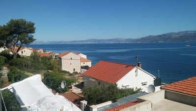 Photo for Apartment Jan  - Postira, Island Brac, Croatia