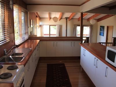 Photo for The Tree House Eden - 3 Bedroom house with Stunning bushland setting - 5+ nights