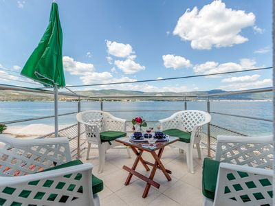 Photo for Apartment Marbe  M2(2+1)  - Arbanija, Island Ciovo, Croatia
