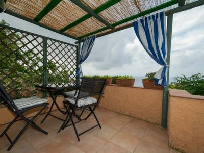 Photo for With a dream view of the sea - Villa Carol