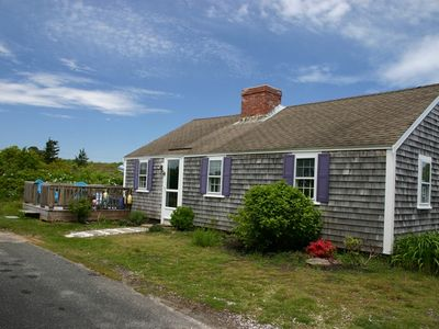 Photo for LOCATION!!  Charming - Newly renovated Cape Cottage.  Sandy, private, ocean beach just 500 Ft. away.