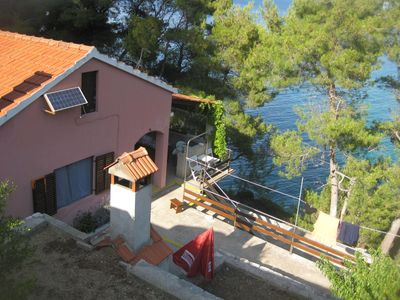 Photo for Holiday house Veseli  - Vela Luka, Island Korcula, Croatia