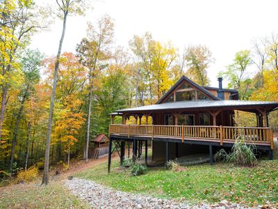 Photo for 2BR Cabin Vacation Rental in Unionville, Indiana