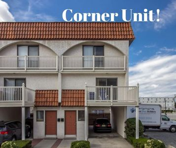 Photo for Perfect location!  Just steps to the boardwalk, free beaches, Wildwoods Convention Center, Fox Park events, ice cream and StarLux mini-golf,