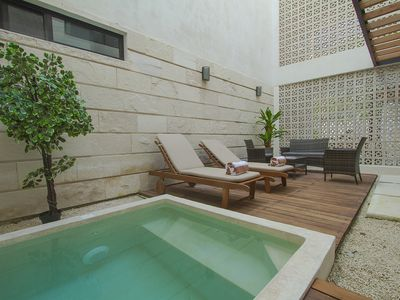 Photo for Extraordinary Mareas with Private Pool