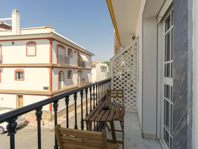 Photo for Private Balcony- Double Deluxe- Couples or Small Families- Kitchenette