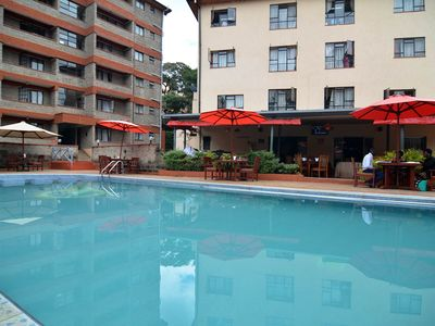 Photo for Create amazing memories in Nairobi wail staying at the Prideinn Suites