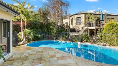 Photo for Pool and Garden - Mount Martha