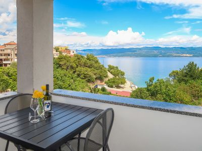 Photo for Apartment Marija (VRB102) in Krk/Vrbnik - 4 persons, 1 bedrooms