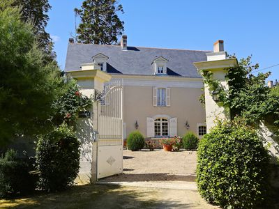 Photo for Le Verdelay  Stunning French country property in the heart of the Loire Valley