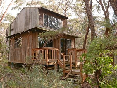 Photo for Jemby Rinjah Cabin 6 - Feel the fire place warm the whole cabin!