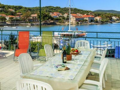 Photo for Apartments Lozica, Lumbarda  in Korcula - 6 persons, 3 bedrooms