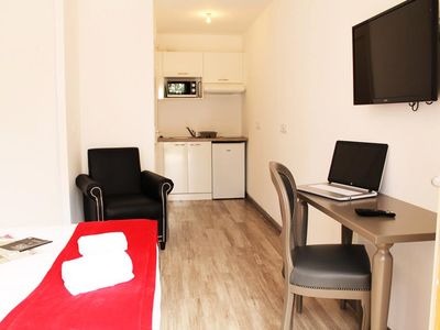 Photo for Adonis Residence Aix-en-Provence *** - Studio 2 Persons Terrace