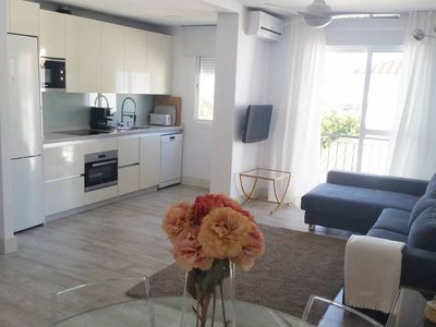 Photo for Modern Apartment in Great Location with Air Conditioning, Balcony & Rooftop Terrace; Parking Available