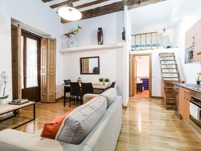 Photo for Plaza Mayor III - Apartment for 6 people in Madrid