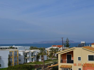 Photo for Apartment at Gouves with sea view