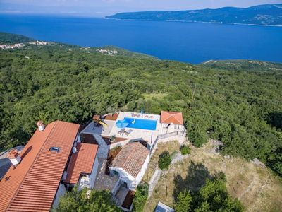 Photo for Exceptional villa with sea view FROM THE POOL