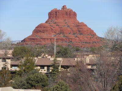 Bell Rock from deck.
