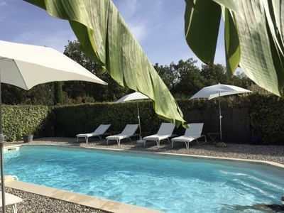 Photo for Rental cottage 3 * parking, swimming pool, wifi near Aix-en-Provence, from 1 to 4 people max