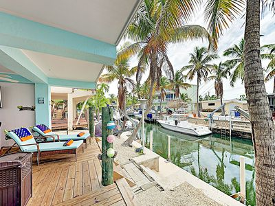 Photo for 322LMMLN: 3  BR, 2  BA House in Key Largo, Sleeps 10