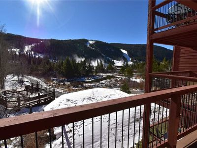 Photo for Keystone Ski Condo - Walk or Shuttle to Keystone Slopes, Restaurants, Near Complex Hot Tubs
