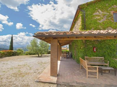 Photo for Vacation home Casa Grande in Scansano - 12 persons, 5 bedrooms