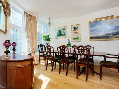 Photo for Traditional 3BR 3Bath home in Stylish Notting Hill, close to tube, by Veeve