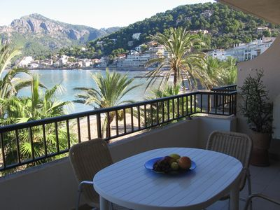 Photo for Sea Front Apartment with Spectacular Views over the Bay and Promenade