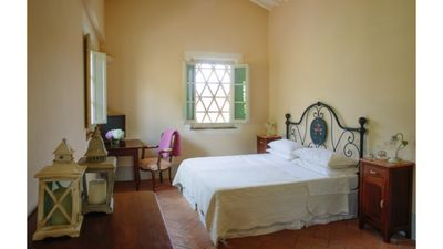 Photo for Pink Room at TENUTA MARELI in the Lucca countryside