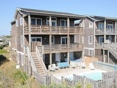 Photo for Savings on Traditional Nags Head Oceanfront House Off Season