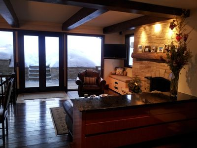 Photo for Aspen Mountain Luxury 4 Bedroom Condo. Silver Queen Gondola Location!