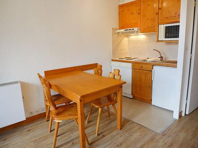 Photo for Apartment in the center of Tignes with Lift, Internet, Balcony (111401)