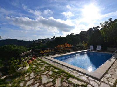 Photo for Fantastic house with views and private pool