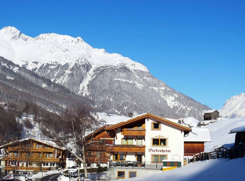 Appartement Haus Birkenheim in Sölden, Ötz... - HomeAway