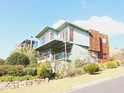 Photo for Silver Gull - Pambula beach 3 bedroom house ocean and beach views - 5+ nights