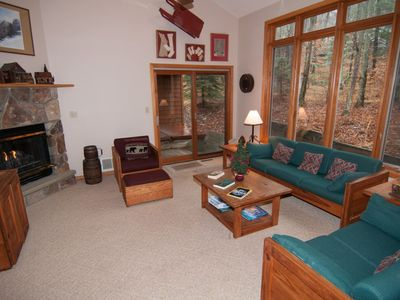 Photo for Mountain Shadows - Access to Community Swimming & Fishing Pond, Hot Tub, Pet Friendly