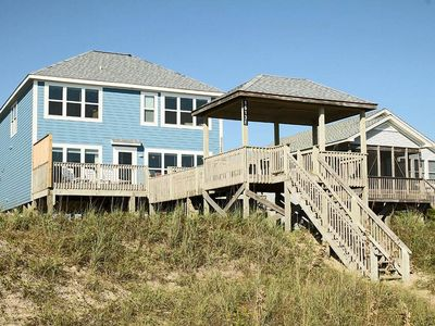 Photo for Surf Watch: 6 BR / 3.5 BA home in Oak Island, Sleeps 13