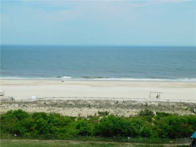 Photo for Ocean Front Condo with private community beach. Sea Colony - Georgetown 701
